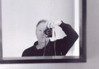 Joe with camera